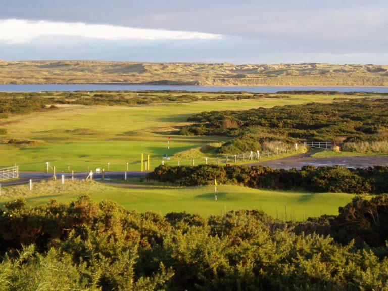 Newburgh On Ythan Golf Club PArcours de golf ecosse Aberdeen