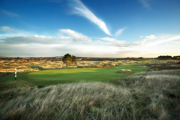 Panmure Golf Club Parcours de Golf Ecosse