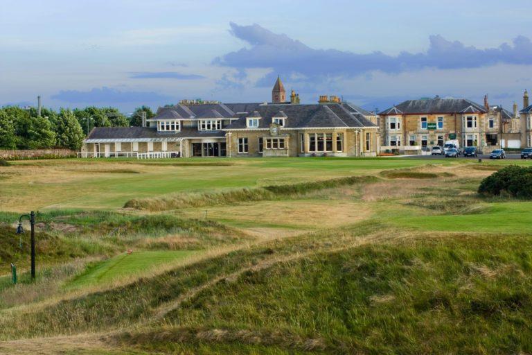 Prestwick Golf Club Club-House