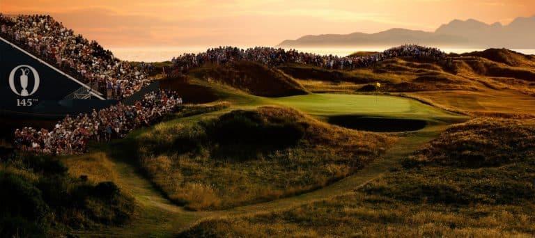 Royal Troon Golf Club Bristish Open Britanique The Open
