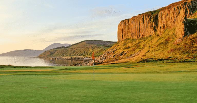 Shiskine Golf Club Voyage golf Lecoingolf Sejour Vacances Destination