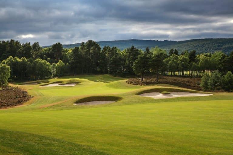 Spey Valley Aviemore Jouer golf Ecosse