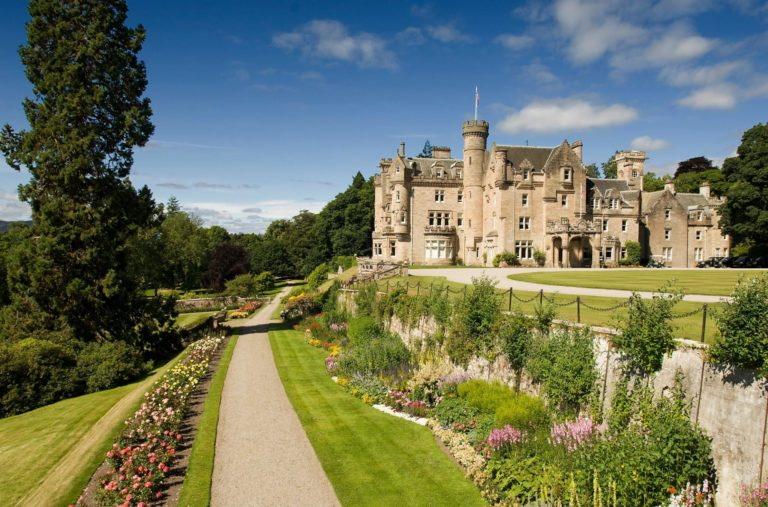 The Carnegie Club Skibo Castle Chateau Clubhouse