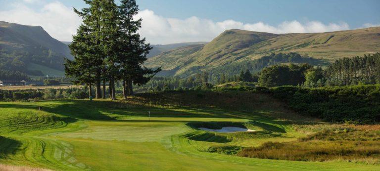 The Gleneagles Resort -Jouer golf Ecosse Sejour vacances golf
