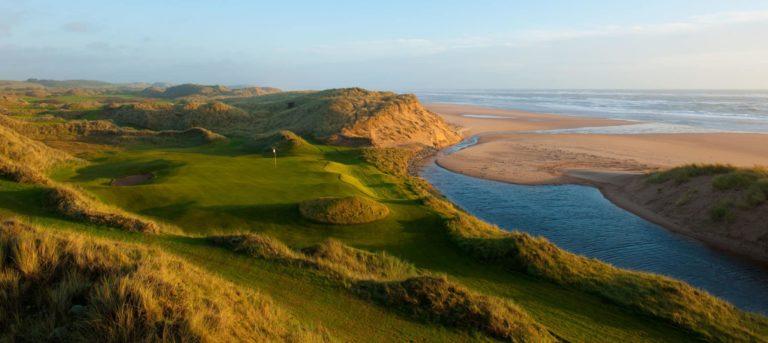 Trump International Golf Links Aberdeen Guide golf Ecosse voyage lecoingolf