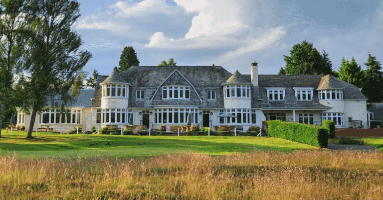 the blairgowrie golf club Voyage golf Ecosse Lecoingolf