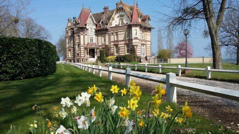 Château de la Râpée Bazincourt Normandie
