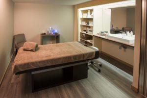 Château des Vigiers Salon de massage spa