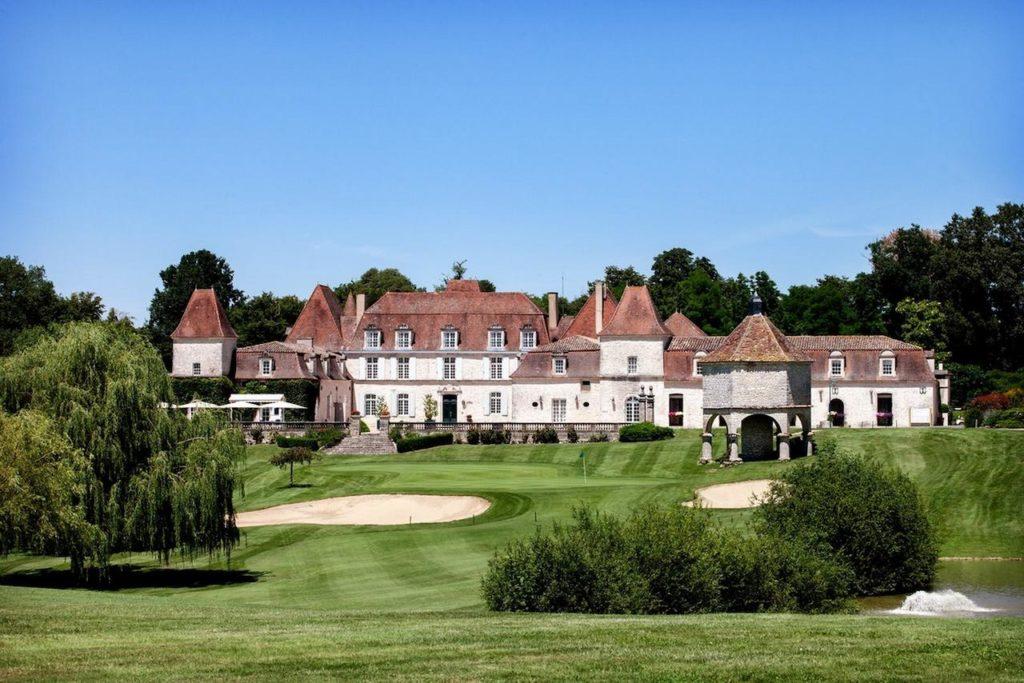 Château des Vigiers golf hotel