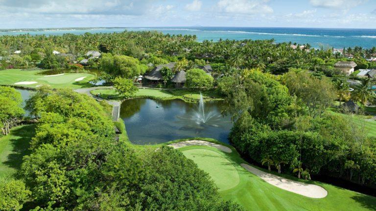 Constance Belle Mare Plage Le coin golf Guide des golfs et hotel Sejour vacances golf