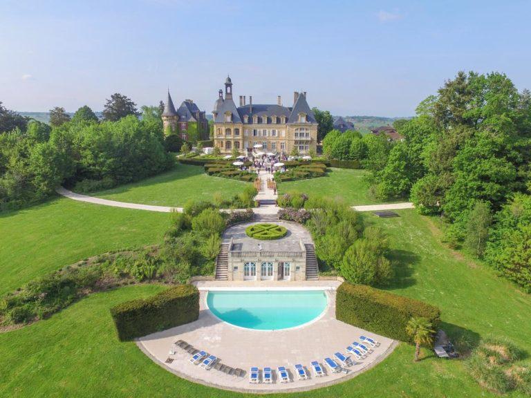Domaine d'Essendiéras Hotel golf Aquitaine superbe