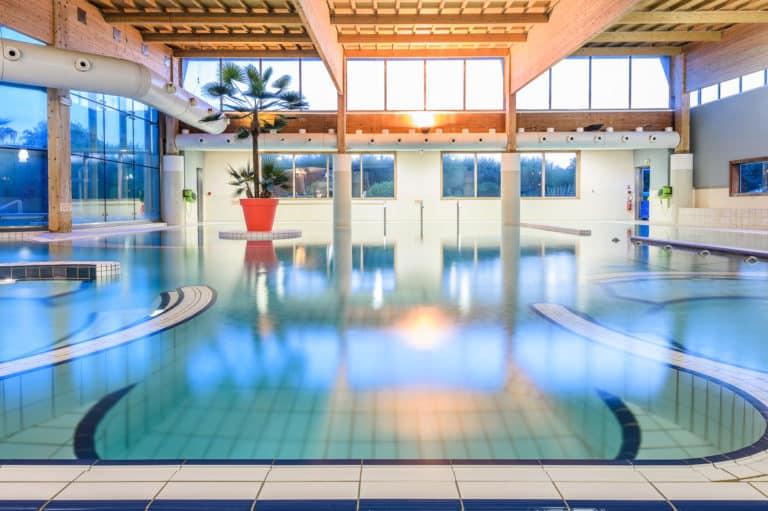 Hôtel Atlanthal Spa massage fitness Piscine chauffe interieur couverte