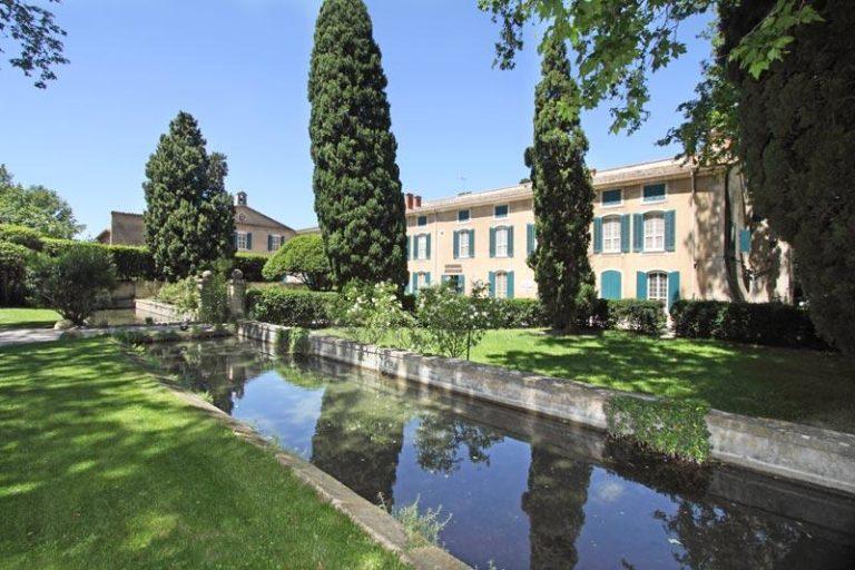 Hôtel Château de Servanes