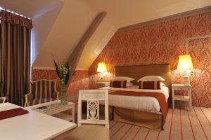 Hôtel & Spa de La Bretesche Chambres Deluxe