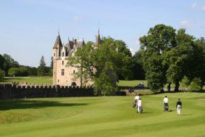 Hôtel & Spa de La Bretesche Golf partie de golf