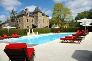 Hôtel & Spa de La Bretesche Piscine