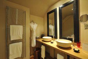 Hôtel & Spa de La Bretesche Salle de bain