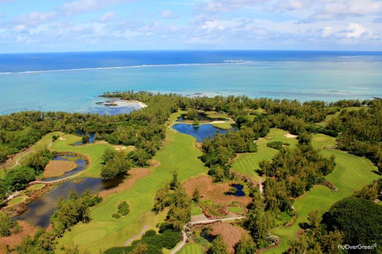 Ile aux Cerfs Golf Club Sejour golf Île Maurice voyage vacances golf