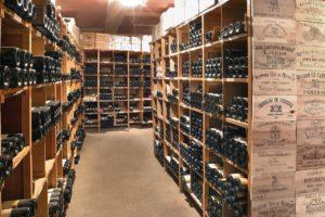 Le Castel Marie Louise Cave a vin
