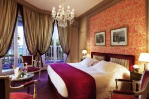 Le Castel Marie Louise Chambres suite
