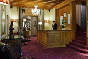 Le Castel Marie Louise Hall Reception
