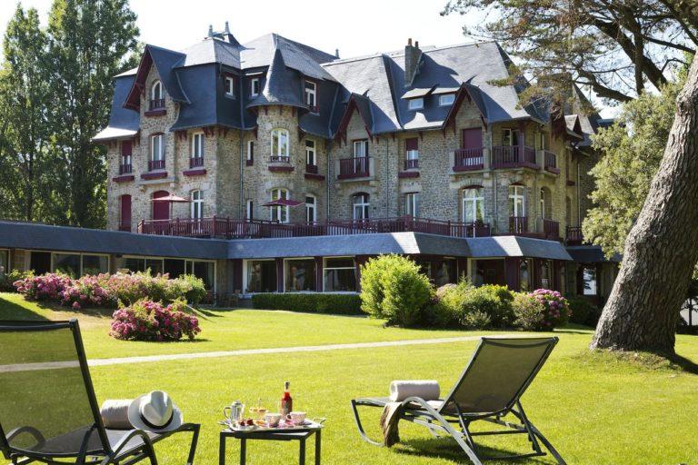 Le Castel Marie Louise Hotel proche golf