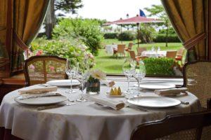 Le Castel Marie Louise Reaturant gastronomique
