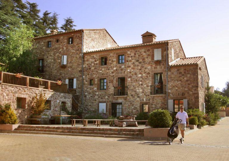 Le Domaine de Falgos Golf & Spa Vacances golf sud de la France