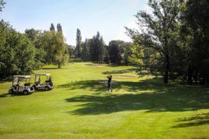 Le Grand Hôtel - Domaine De Divonne Parcours de golf 18 trous
