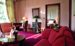 Le Grand Hôtel - Domaine De Divonne Suite Junior Salon