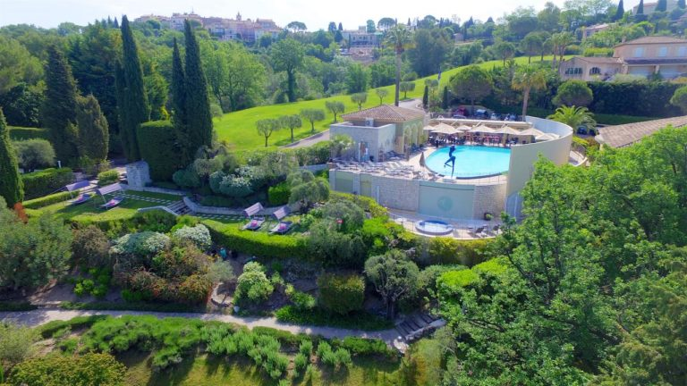 Le Mas Candille Hotel proche golf Provence France