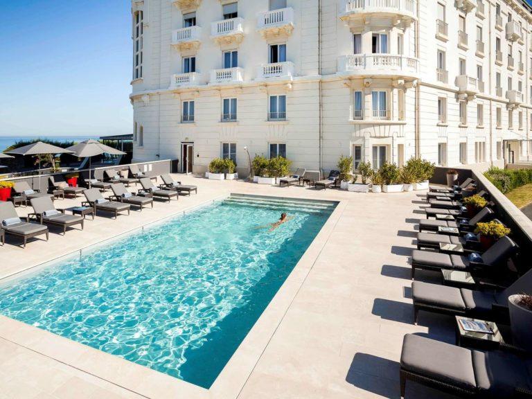 Le Regina Biarritz Hotel & Spa MGallery Hotel Collection Piscine