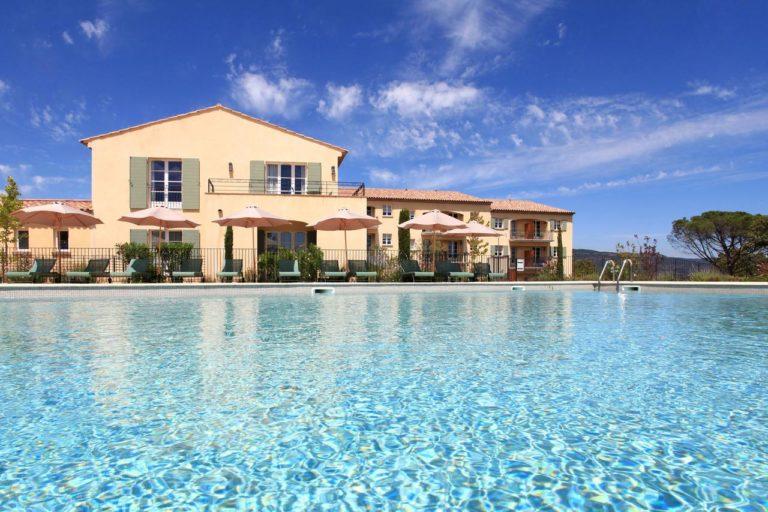 Les Domaines de Saint Endreol Golf & Spa Resort Hotel Piscine