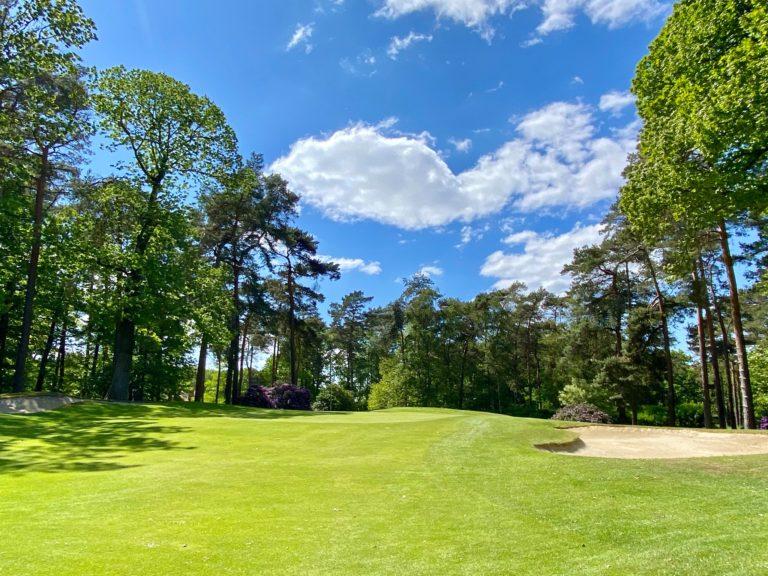Royal Bercuit Golf Club Lecoingolf