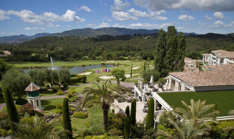 Royal Mougins Golf, Hotel & Spa de Luxe Parcours de golf 18 trous