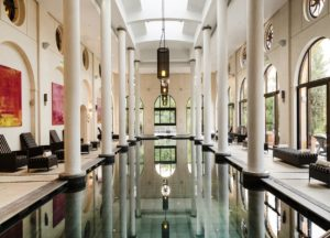 Terre Blanche Hotel Spa Golf Resort Luxe thermes
