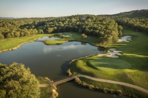 Terre Blanche Hotel Spa Golf Resort Parcours 18 trous
