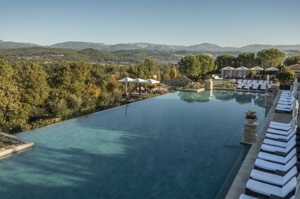 Terre Blanche Hotel Spa Golf Resort Piscine