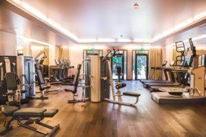 Terre Blanche Hotel Spa Golf Resort Salle de sport fitnesse