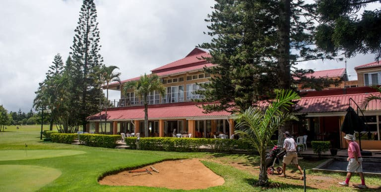The Gymkhana Club Jouer golf Ile Maurice voyage golf
