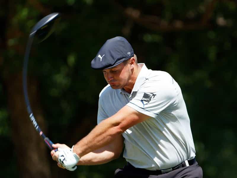 Bryson dechambeau transformation Golfeur Pro