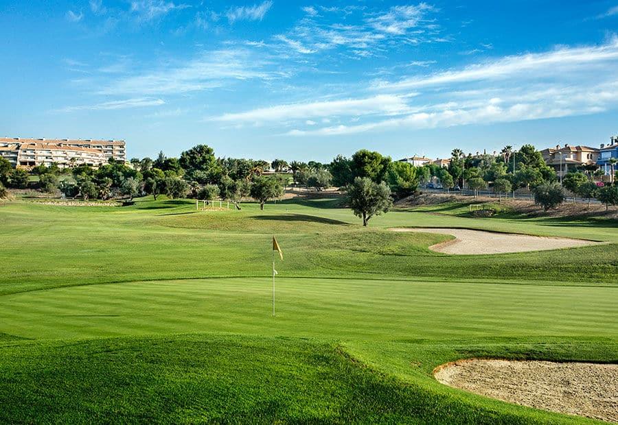 Alenda Golf Jouer golf Espagne Alicante