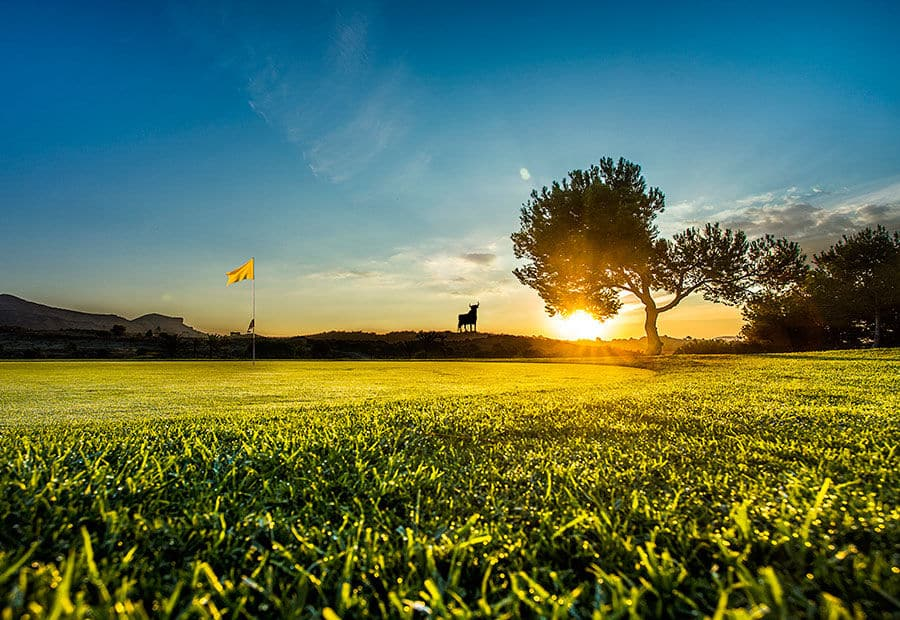 Alenda Golf Parcours de golf 18 trous Espagne Alicante