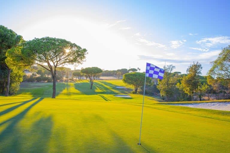 Bellavista Golf Huelva Espagne Parcours de golf 18 trous