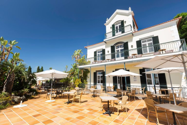 Charming Hotels Madeira Vacances sejours golf Portugal