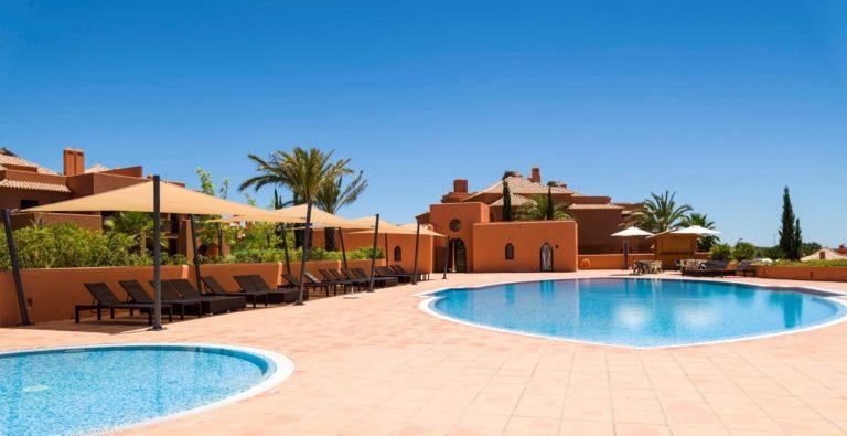 Complexe hôtelier Amendoeira Golf Resort Piscine