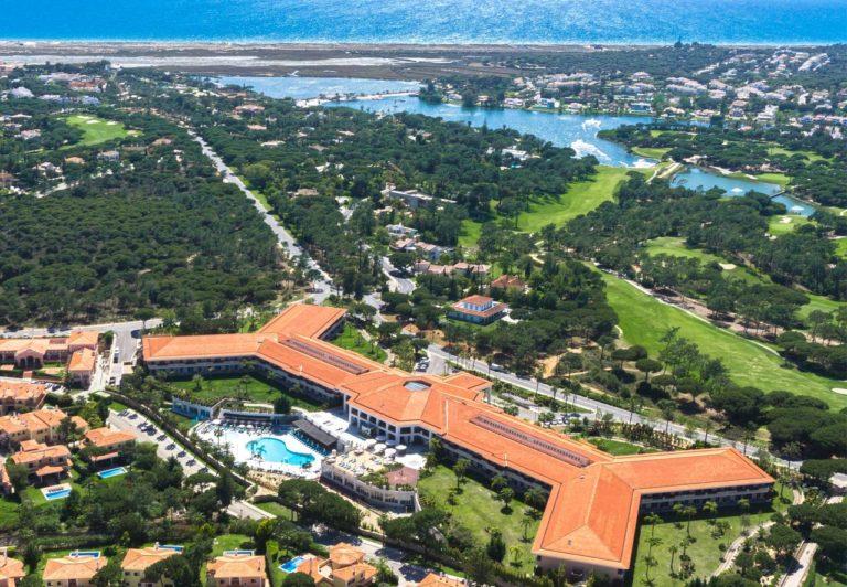 Complexe hôtelier Wyndham Grand Algarve