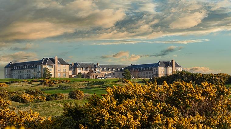 Fairmont St Andrews Travel holidays stay golf Scotland golfers