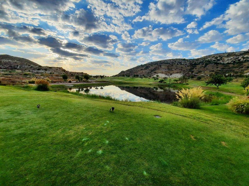 Font Del Llop Golf Resort Golf Nature Espagne Alicante