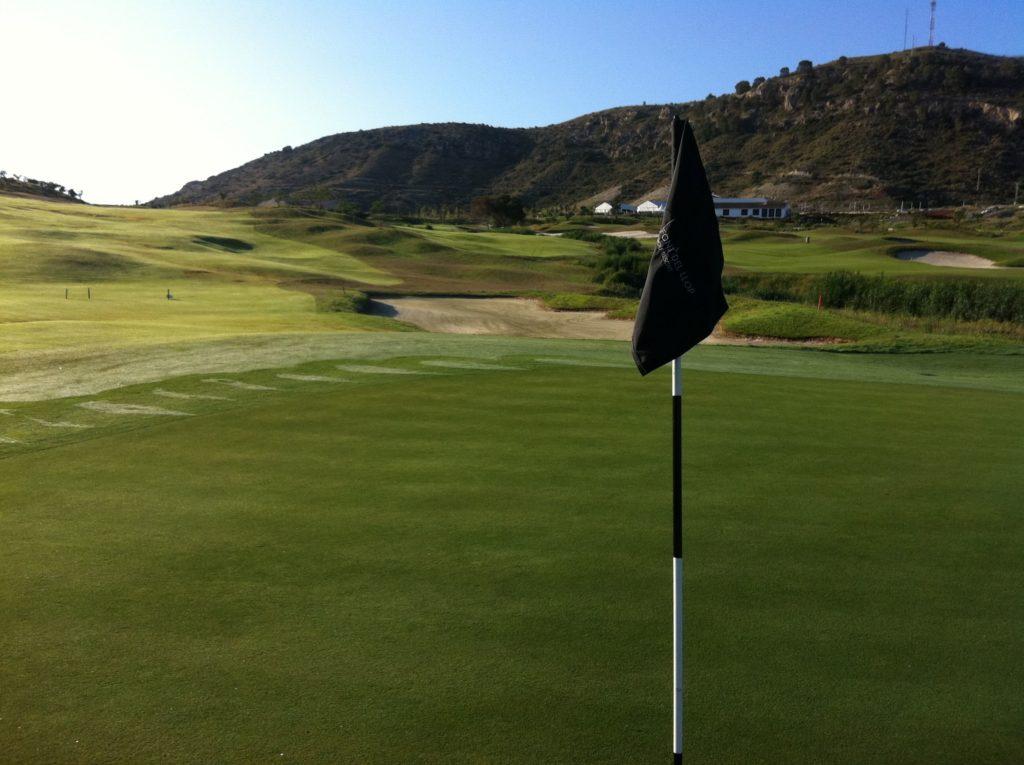 Font Del Llop Golf Resort Green Clubhouse